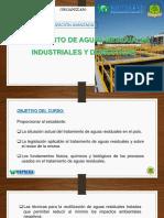 Tratamiento de Aguas Residuales Industriales y Domesticas Parte 1