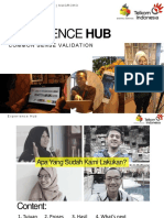 1st Progress Report - Common sense validation