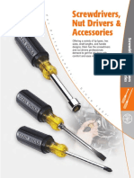 07 Screwdrivers NutDrivers Catalog