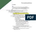 PJ Checklist (1)