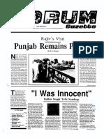 The Forum Gazette Vol. 3 No. 19 October 5-19, 1988