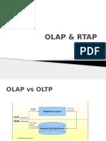 Lecture8_OLAP & RTAP