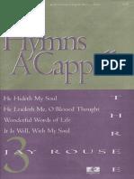 Hymns a Capella 3
