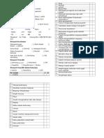 Format Pengambilan Data RM