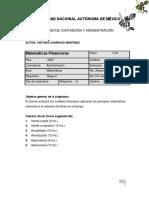 Matematicas Financieras Mexico
