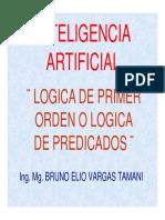 Logica Primer Orden Parte 01