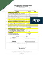 Form Evaluasi Praktik Profesional Berkelanjutan Staf Medis
