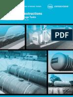 Installation Guide of Petroleum Underground Tanks