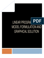 LPP-Graphical Method