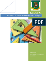 MODUL Matematika Wajib