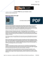 Intermusic - Mastering Cubase and Logic
