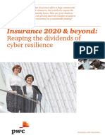 Reaping Dividends Cyber Resilience