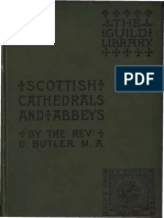 Scottish Cathedrals and Abbeys