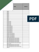Data Asset Aircond