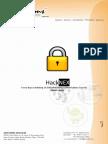 HackNEX - Ethical Hacking & Information Security - Basic Level