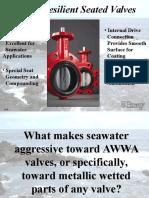 Applications Seawater