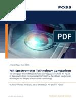 Whitepaper NIR Spectrometer Technology Comparison PDF
