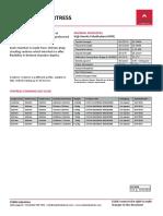 Access Chambers Stakkabox Fortress Dat 0500 Fortress Specification Datasheet