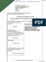 Joanne Siegel et al v. Warner Bros Entertainment Inc et al - Document No. 280