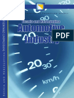 Automotive industry in Bosnia and Herzegovina 2014