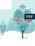 The Hotel Cafe Presents...Winter Songs (Booklet)