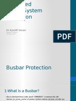Busbar Protection