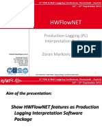 HWFlowNET Production Logging Interpretation Package - ZMarkovic