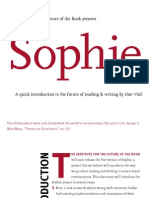 Introduction to Sophie