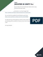 Tutorials-SurvivalShooter-Upgrade to 5.pdf