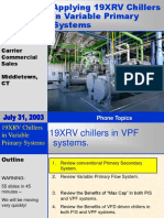 120254585 Primary Vfd and Chiller System