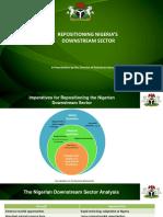 Repositioning Nigerian Downstream Sector PDF
