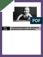 UFCD3239 Acompanhamento de Crianças Doc Apoio