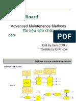 Asus Mainboard Advanced Maintenance Methods