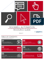 Rockwell Automation Resource Guide v1.0 KE