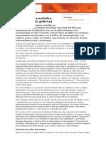 presas -Mujeres encarceladas, víctimas de la pobreza | El Dipló