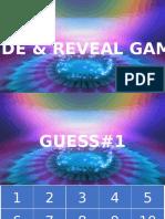 Hide&RevealGameBernaldoBasiano