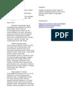 Tujuan, DT, Hipotesis Rangsangan Otot Saraf