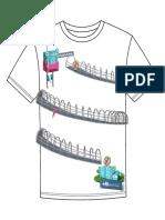 [AF]Camisa Teste 3d
