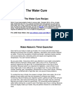 The Water Cure