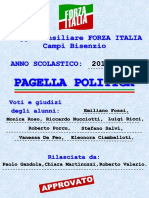 Pagella Campi Dicembre 2016
