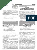 Ordenanza que aprueba la prórroga de vigencia de la Ordenanza N° 007-2010-MPH que aprobó el Plan de Desarrollo Urbano de la ciudad de Huaral