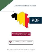 Belgium Pharmaceuticals 2011