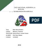 Motor Monocilindrico Diesel