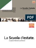 Luca Ronconi Centro Teatrale Santacristina