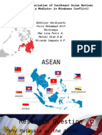 Malaysia in Association of Southeast Asian Nations