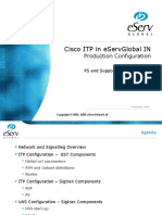 Training ITP c Production Configuration v0.2