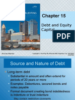 201611261029011260614923_Chap015 Auditing Debt and Equity Capital