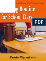 Morning Routine for School Days