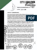 R.M. No. 1107 de 20-dic-16 TRANSICIÓN AIOCS