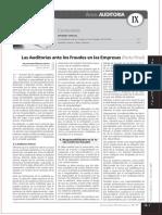 Auditoria Ante Fraudes